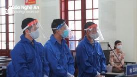 Đường dây sản xuất thuốc ho giả liên tỉnh lập thị trường tiêu thụ tại Nghệ An