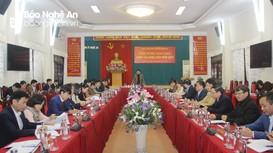 Chủ động xây dựng và tham mưu ban hành các cơ chế, chính sách thuộc lĩnh vực khoa giáo