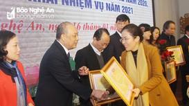 Hơn 88% đơn vị trong Đảng bộ Khối Doanh nghiệp tỉnh Nghệ An kinh doanh có lãi