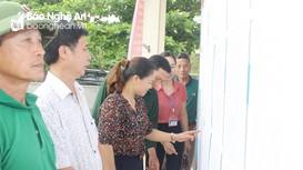 Đánh giá kết quả kiểm tra, giám sát công tác chuẩn bị bầu cử tại các địa phương