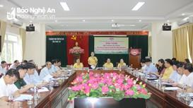 Hiệp thương chọn 138 người chính thức để bầu đại biểu HĐND tỉnh Nghệ An nhiệm kỳ 2021 - 2026