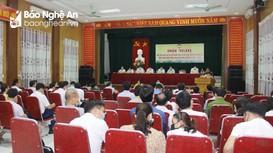 Ứng cử viên đại biểu Quốc hội và HĐND tỉnh vận động bầu cử tại huyện Quỳ Châu