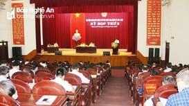 HĐND thành phố Vinh khai mạc Kỳ họp thứ hai, nhiệm kỳ 2021 - 2026