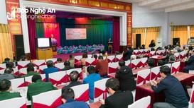 Báo Nghệ An gặp mặt cộng tác viên năm 2021