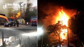Cải tạo nhà ở sang quầy ốt và nguy cơ cháy nổ