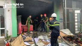 Giải pháp nào ngăn chặn hiểm họa cháy nhà ở kết hợp kinh doanh?