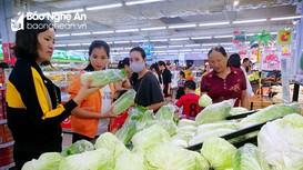 Nghệ An chủ động kết nối, khơi thông tiêu thụ nông sản