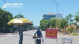 TP Vinh yêu cầu siết chặt quản lý người dân ra khỏi nhà để phòng, chống dịch