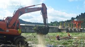 Trả lại môi trường an toàn cho lòng hồ thủy điện Khe Bố
