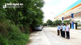 Thị xã Thái Hòa sẽ cưỡng chế thu hồi đất phục vụ xây dựng đường nhánh nối vào đường Hồ Chí Minh