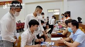 Từ nay đến cuối năm, Nghệ An cần hơn 11 nghìn công nhân
