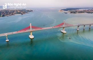 Nghệ An sẽ bắn pháo hoa trên cầu Cửa Hội trong đêm 30/4
