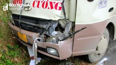 Tai nạn ô tô liên hoàn trên Quốc lộ 48