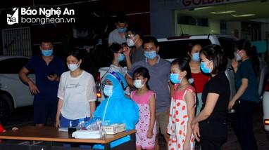 Bệnh nhân Covid-19 ở Diễn Châu có hơn 6.000 trường hợp F1