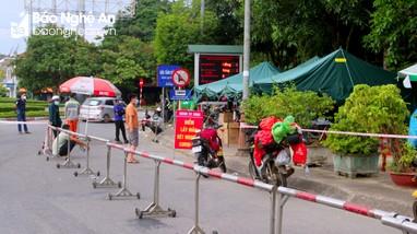 Sáng nay 4/8, Nghệ An ghi nhận thêm 11 bệnh nhân mắc Covid-19