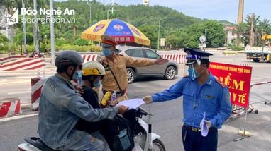 Sáng 3/8, Nghệ An ghi nhận thêm 10 ca nhiễm Covid-19 mới