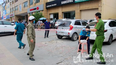 Sáng 21/9, Nghệ An có 2 ca nhiễm Covid-19 mới, là F1 đã được cách ly từ trước
