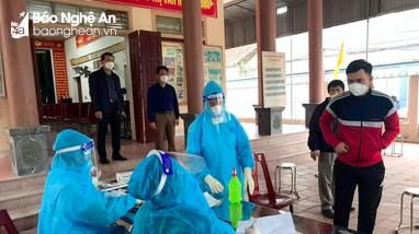 Chiều 21/10, Nghệ An ghi nhận 32 ca nhiễm Covid-19 mới, trong đó có 03 ca cộng đồng
