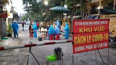 Sáng 21/10, Nghệ An ghi nhận 25 ca nhiễm Covid-19 mới, trong đó có 4 ca cộng đồng