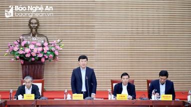 Chủ tịch UBND tỉnh: Các cấp, ngành phải đảm bảo cho Nhân dân đón Tết bình yên, đủ đầy, ấm áp