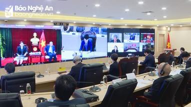 Doanh nghiệp Đài Loan quan tâm đầu tư vào Nghệ An