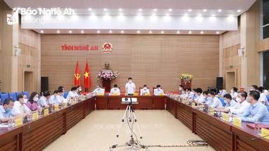 Nghệ An: Thu ngân sách Nhà nước 6 tháng đầu năm 2021 ước đạt hơn 9.500 tỷ đồng