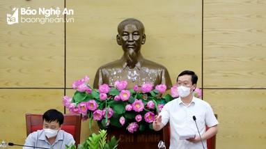 Chiều 3/8, chuyến bay chở hơn 230 công dân từ TP. Hồ Chí Minh về đến Nghệ An