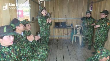 Mang lời ca tiếng hát đến chiến sỹ quân hàm xanh nơi tuyến đầu phòng chống dịch Covid-19