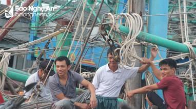 Nghệ An: Cảnh báo tình trạng ngư dân lơ là, chủ quan trong phòng chống dịch Covid -19