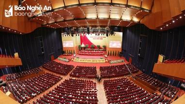 Đại hội XIII của Đảng biểu quyết thông qua số lượng Ủy viên BCH Trung ương khóa mới