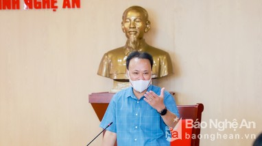 Thường trực HĐND tỉnh Nghệ An đề nghị tiếp tục tập trung triển khai hiệu quả 'mục tiêu kép'