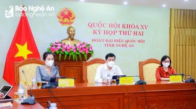 Đại biểu Quốc hội đề nghị mở rộng chế độ hưởng BHXH cho người hoạt động không chuyên trách cấp xã