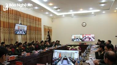 Bộ CHQS tỉnh chuẩn bị tốt cho Lễ giao nhận quân 2021