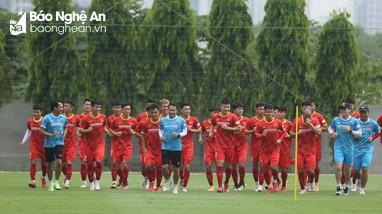 HLV Park Hang-seo triệu tập hai cầu thủ SLNA lên U22 Việt Nam
