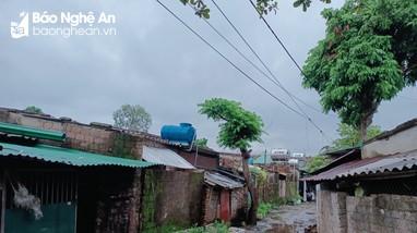 'Nỗi niềm mưa bão' của những khu tập thể tuổi gần nửa thế kỷ ở TP Vinh