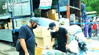 Nghệ An: Nhiều bến xe sôi động trở lại sau khi có quy định mới