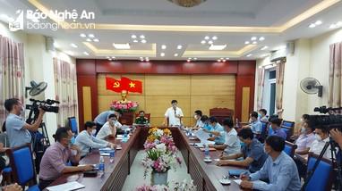 Lịch trình phức tạp của bệnh nhân Covid-19 đầu tiên ở Nghệ An