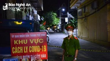 Ba chùm dịch mất dấu F0 ở Nghệ An