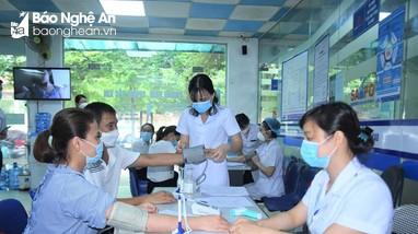 2,15 triệu người ở Nghệ An sẽ được tiêm đủ 2 mũi vắc-xin phòng Covid-19 trong năm 2021