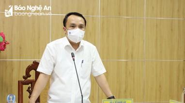 Giám đốc Sở Y tế: Nghệ An đã cơ bản kiểm soát được dịch