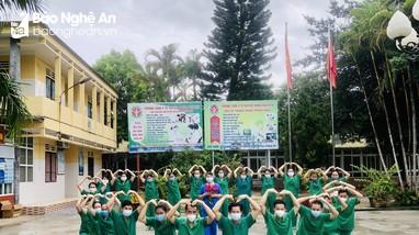 Bệnh viện dã chiến số 1 Nghệ An dừng hoạt động