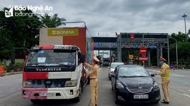 Hoạt động vận tải hành khách nội tỉnh Nghệ An được phép trở lại bình thường