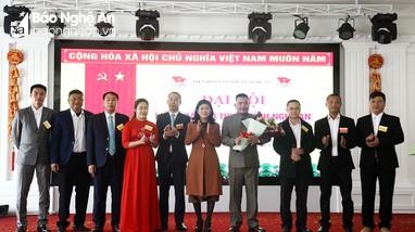 Liên đoàn Võ thuật Nghệ An bầu Ban Chấp hành mới nhiệm kỳ 2021-2025