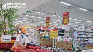 Nghệ An: Sẵn sàng cung ứng hàng hóa theo 5 cấp độ của dịch bệnh