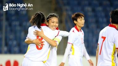 Đội tuyển nữ Việt Nam thắng 16-0,  HLV Mai Đức Chung vẫn chưa hài lòng