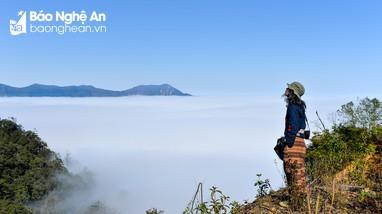 Đầu xuân, khám phá Puxailaileng - 'nóc nhà' kỳ vĩ của xứ Nghệ