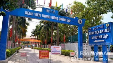 Toàn bộ F1 trong bệnh viện bị phong tỏa ở Nghệ An âm tính với Covid-19
