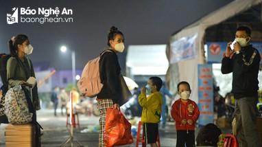 Chiều tối 15/10, Nghệ An ghi nhận 10 ca nhiễm Covid-19 mới, đều được cách ly từ trước