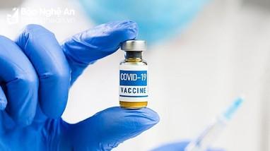 Nghệ An được phân bổ 18.500 liều vắc - xin Covid-19