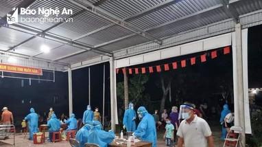 Sáng 28/10, Nghệ An ghi nhận 7 ca nhiễm Covid-19 mới tại 2 địa phương